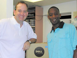 Florida Chiropractor's Patient Appreciation Week - winner of a New Dell Netbook, Michael